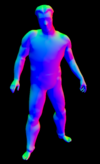 Spatio-Temporal Registration Techniques for Relightable 3D Video