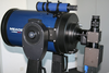 An Augmented Reality System for Astronomical Observations