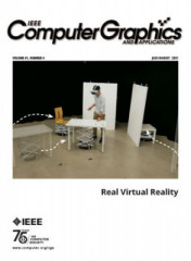 Real VR - special issue of IEEE Computer Graphics and Applications