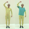 Monocular Pose Reconstruction for an Augmented Reality Clothing System