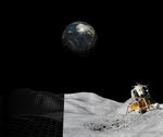 Image-based Lunar Surface Reconstruction