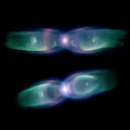 Fast Image-Based Modeling of Astronomical Nebulae