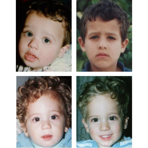 Automatic Infant Face Verification via Convolutional Neural Networks